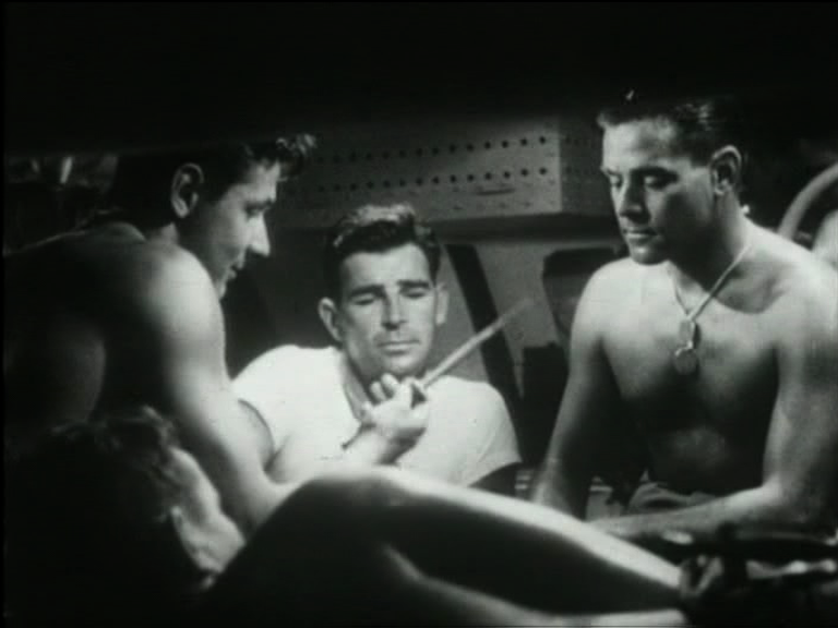 Fig. 5: Still from GUNG HO! (Ray Enright, USA 1943), Min. 36.