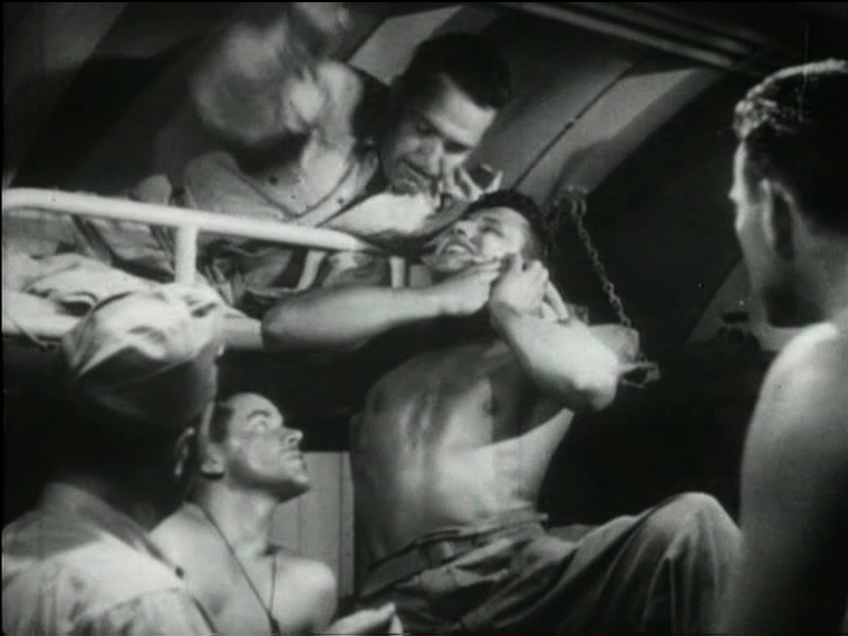 Fig. 6: Still from GUNG HO! (Ray Enright, USA 1943), Min. 36.