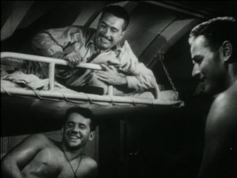 Fig. 7: Still from GUNG HO! (Ray Enright, USA 1943), Min. 37.