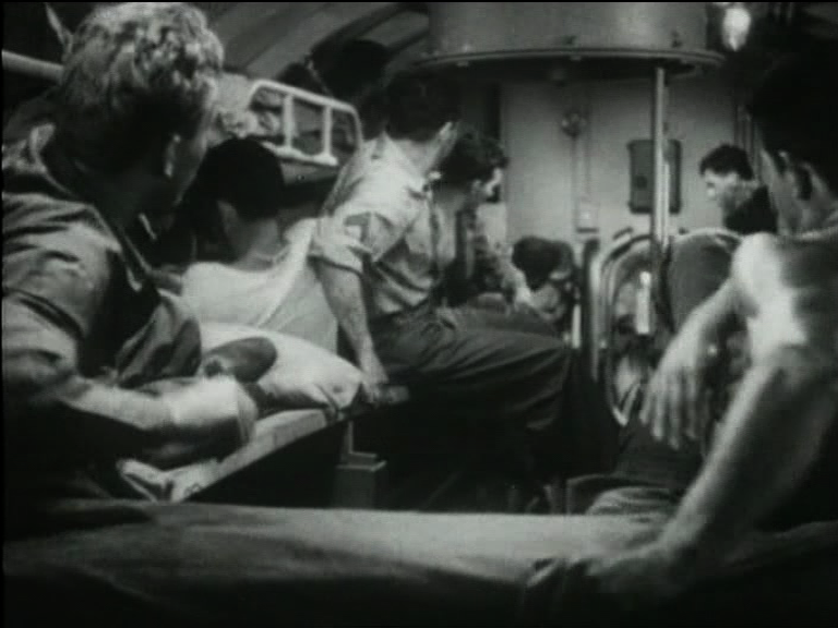 Fig. 8: Still from GUNG HO! (Ray Enright, USA 1943), Min. 37.