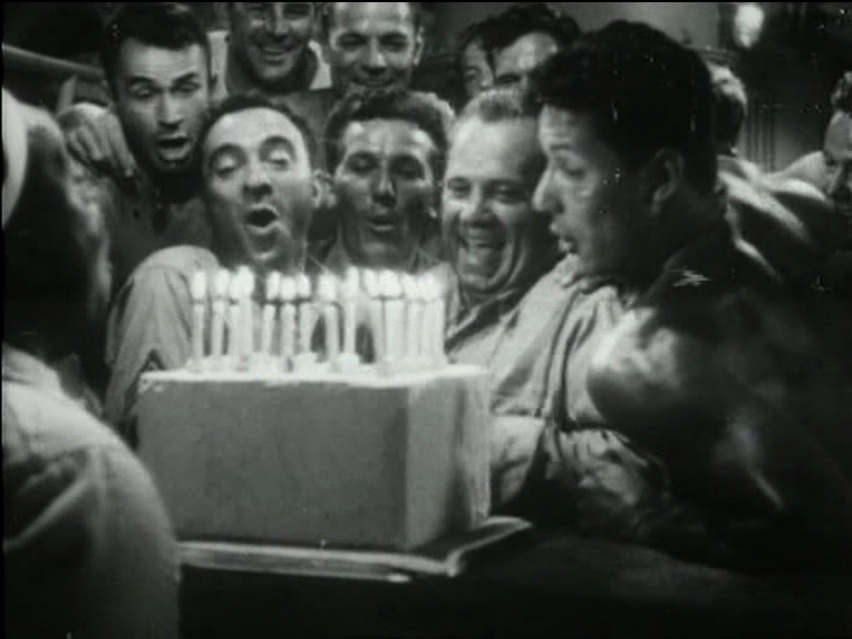 Fig. 10: Still from GUNG HO! (Ray Enright, USA 1943), Min. 38.