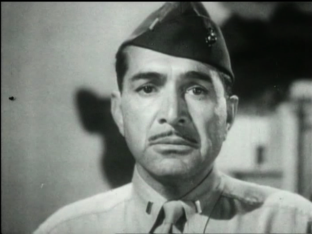 Fig. 12: Still from GUNG HO! (Ray Enright, USA 1943), Min. 2.