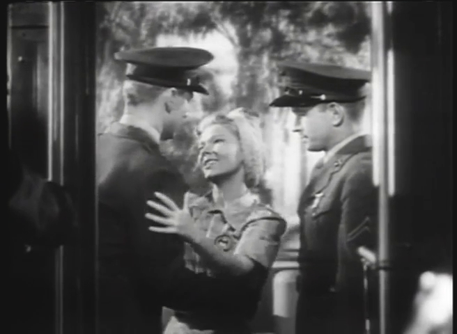 Fig. 28: Still from GUNG HO! (Ray Enright, USA 1943), Min. 27.