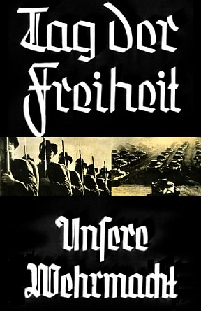 Fig. 3: TAG DER FREIHEIT - UNSERE WEHRMACHT (DAY OF FREEDOM - OUR ARMED FORCES, Leni Riefenstahl, GER 1935).