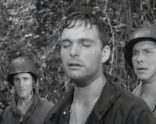 Abb. 9: Still aus THE THIN RED LINE (Andrew Marton, USA 1964), Min. 86.