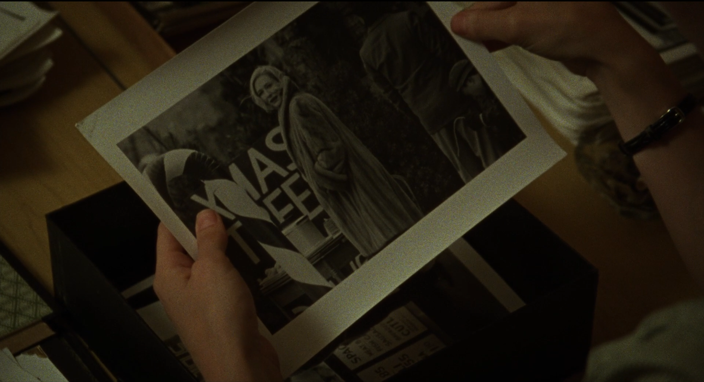 Fig. 29: The impossible photograph in CAROL (Todd Haynes, USA 2015).