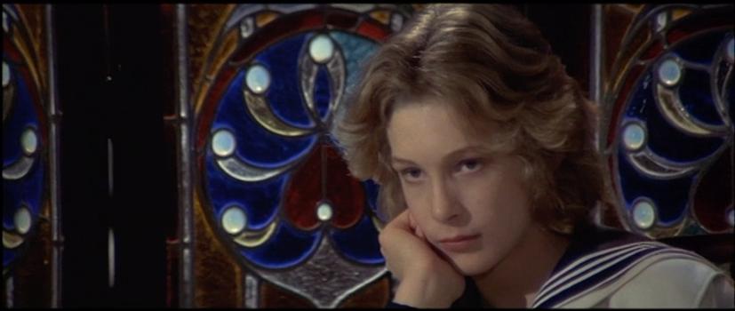 Clip 1: Expressive movement in MORTE A VENEZIA (Luchino Visconti, IT 1971), scene 9, 00:22:02:08 to 00:29:57:21.