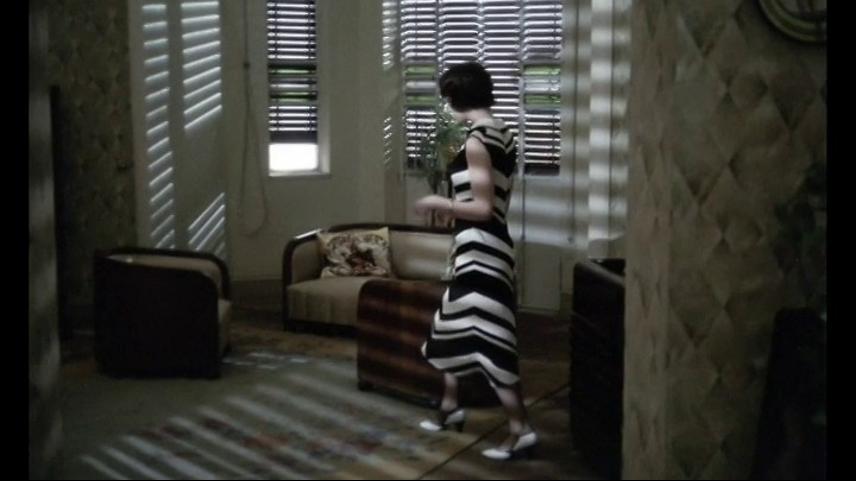 Figure 22: Complex illumination patterns affect the figures' unity. IL CONFORMISTA (Bernardo Bertolucci, IT 1970). DVD screenshot.