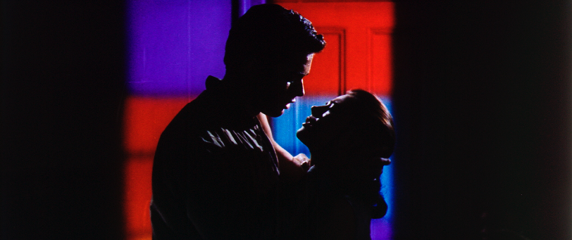 Figure 4: WEST SIDE STORY (Jerome Robbins; Robert Wise, USA 1961). Credit: Academy Film Archive. Photographs of the Technicolor V dye-transfer safety print by Barbara Flueckiger.