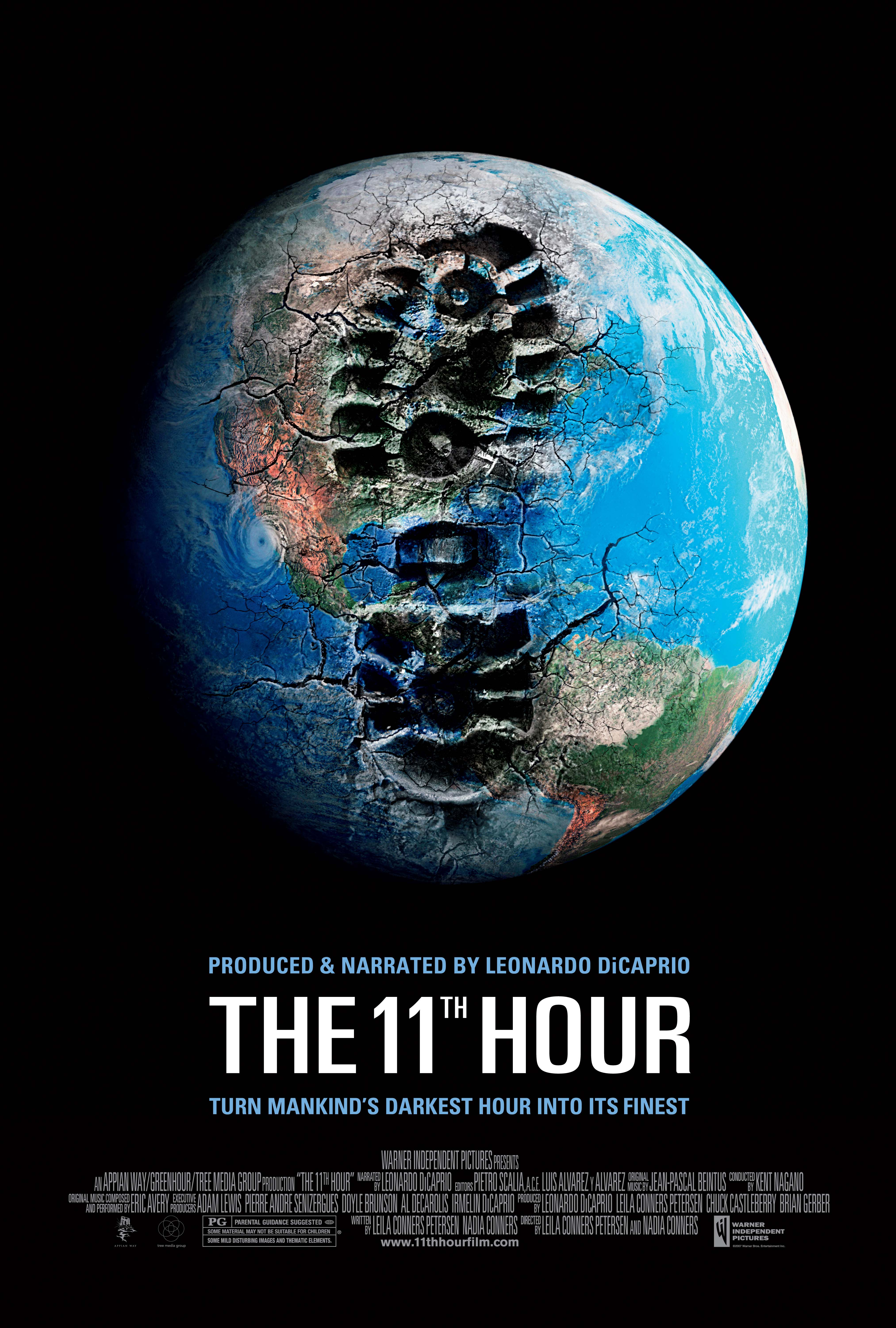 Abb. 22: Poster zu THE 11TH HOUR