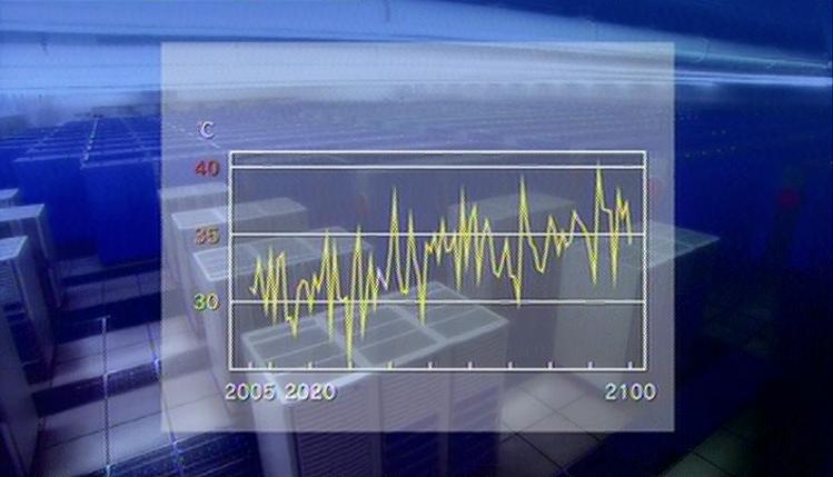 Abb. 2: Still aus Climat en crise (F 2006, Olivier Julien et al., Min. 22)