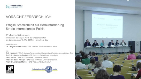 Podiumsdiskussion LNdW 2014
